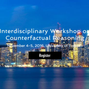 Interdisciplinary Workshop on Counterfactual Reasoning